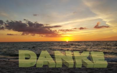 Friday Morning Motivation – #Danke
