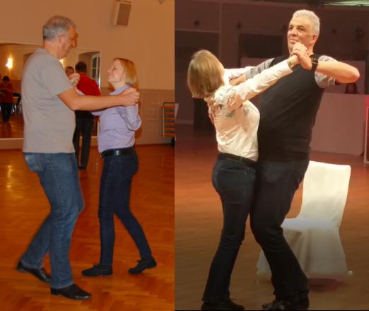 Tanzen im TSC Blau-Weiß Waldshut-Tiengen